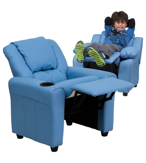 pull out recliner for kids