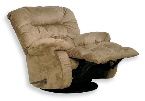 The next recliner on this list is one that features a type of swivel glider for those who want to go side to side as well as back.  sc 1 st  Laywayback & Catnapper Recliner Reviews: Best 5 Chairs! Cloud 12 Teddy Bear u0026 More islam-shia.org