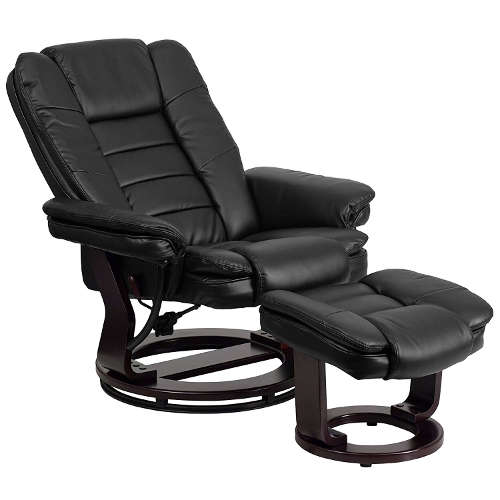 Last on our list is another modern ottoman recliner set thatu0027s comfortable and features a swiveling integration. Other features include  sc 1 st  Laywayback & Recliners Under $200: 7 Best Selling High Quality Affordable Chairs! islam-shia.org