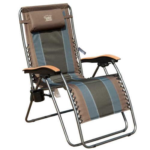Timber Ridge Xl Zero Gravity Lounge Chair