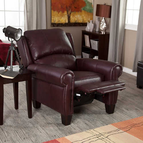 From the trusted Barcalounger brand the Charleston upholstery is composed of premium leather that is aesthetically appealing and extremely comfortable. & Best Leather Recliners: Top 10 Modern Contemporary u0026 Classic Chairs islam-shia.org