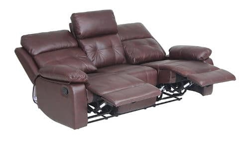 The second of our Viva Home recliner sofas is our personal favorite. It is a smaller 3-seat recliner sofa that focuses on firm padding and clean lines to ...  sc 1 st  Laywayback & Best Recliner Sofas u2013 #1 Buyers Guide for Top 10 Couches islam-shia.org