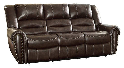 This beautiful Homelegance recliner sofa comes in two colors black and brown and features traditional vintage aesthetic. Made of bonded leather it ...  sc 1 st  Laywayback & Best Recliner Sofas u2013 #1 Buyers Guide for Top 10 Couches islam-shia.org