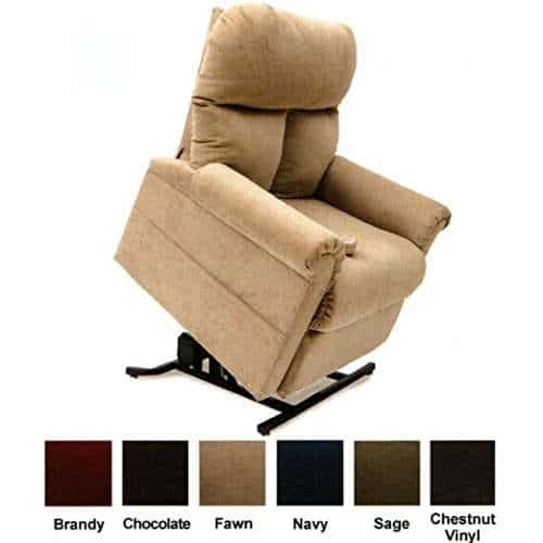 Mega Motion has produced a recliner ...  sc 1 st  Laywayback & Recliners for Big and Tall People: Best 8 Chairs in Size and Comfort! islam-shia.org