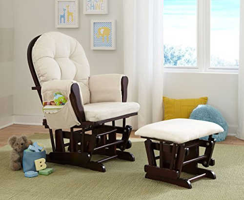Stork craft hoop glider and ottoman set review 2018 for Stork craft hoop glider and ottoman set