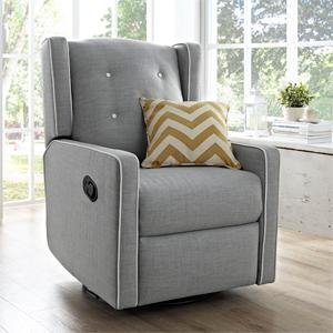 Baby Relax Mikayla Swivel Gliding Recliner Review The